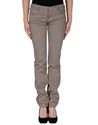 Yes London Casual Pants Dove Grey