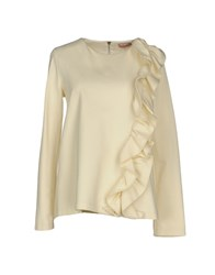 Rose' A Pois T Shirts Ivory