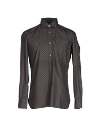 Giampaolo Shirts Dark Green