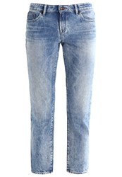 Denham Jeans Monroe Relaxed Fit Blue Blue Denim