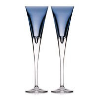 Waterford Eclipse Champagne Flutes Set Of 2 Sky