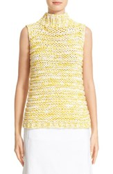 Lafayette 148 New York Women's Mock Neck Knit Tank