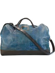 Numero 10 Crocodile Effect Weekender Blue