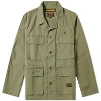 Neighborhood Mil Bdu Shirt Green