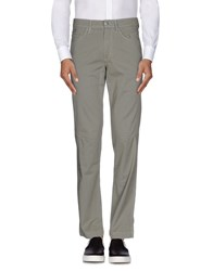 Jaggy Trousers Casual Trousers Men Grey