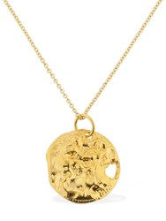 Alighieri Silent Dance Necklace Gold