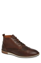 Cycleur De Luxe Lima Wingtip Boot Cognac