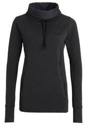 Under Armour Sweatshirt Black Graphite