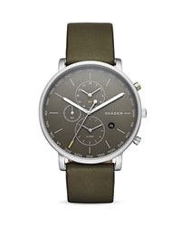 Skagen Hagen Watch 42Mm Green