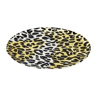 Bliss Home Into The Jungle Cheetah Platter