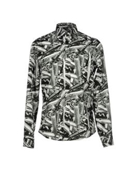 Byblos Shirts Steel Grey