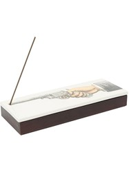 Fornasetti Pistola Incense Box White