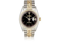 Vintage Watch Women's Oyster Perpetual Datejust Gold