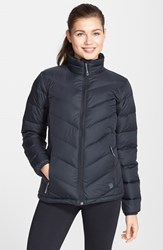 Women's Mountain Hardwear 'Ratio' Q Shield Down Jacket Black