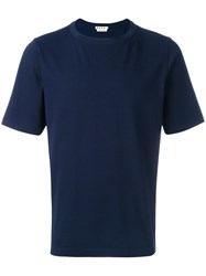Marni Internal Strap T Shirt Blue
