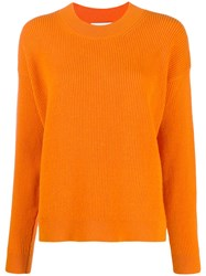 Christian Wijnants Long Sleeve Flared Jumper 60