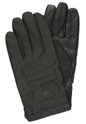 Replay Gloves Black