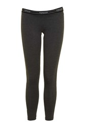 Topshop Maternity Elastic Leggings Grey