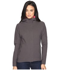 The North Face Ultimate Travel Jacket Graphite Grey Women's Coat Gray