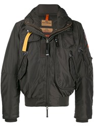 Parajumpers Hooded Padded Coat Green