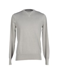 Tortuga Knitwear Jumpers Men Light Grey