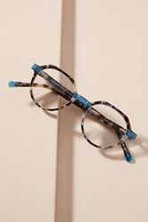 Eyebobs Cheap Therapy Reading Glasses Blue Motif