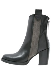 Jeannot Boots Nero Black