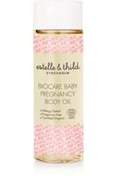 Biocare Baby Pregnancy Body Oil 100Ml Estelle And Thild