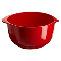Margrethe Mixing Bowl Red 4L