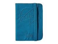 Haiku Track Rfid Passport Case Sea Blue Handbags