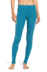 Smartwool Women's 'Nts Mid 250' Bottoms Glacial Blue Heather