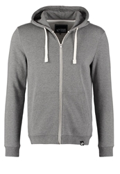 Your Turn Tracksuit Top Light Grey Melange Mottled Light Grey