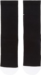 Nike Two Pack Black And Whitejust Do It Socks