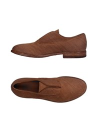 Moma Loafers Camel