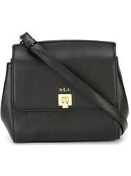 Ralph Lauren Classic Crossbody Bag Black