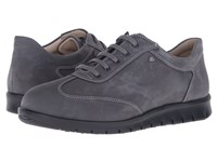 Finn Comfort Kiruna Street Men's Lace Up Casual Shoes Black