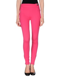 Byblos Casual Pants Fuchsia