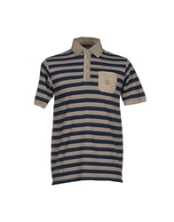 Bramante Topwear Polo Shirts Men Grey