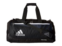 Adidas Team Issue Small Duffel Black Duffel Bags