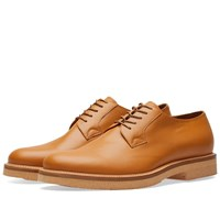 Dries Van Noten Micro Sole Derby Shoe Brown