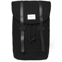 Sandqvist Stig Backpack Black