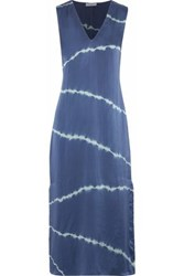 Equipment Femme Midi Blue