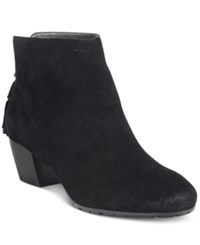 Kenneth Cole Reaction Women's Pilage Booties Women's Shoes Black