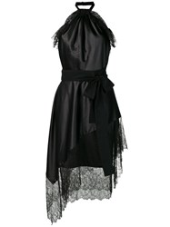 Tom Ford Fitted Lace Dress Black