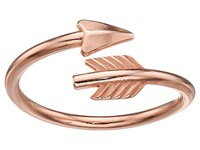 Alex And Ani Love Struck Arrow Wrap Ring Rose Gold Ring