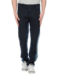 Diesel Black Gold Denim Pants Blue