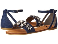 G By Guess Lawful Blue Women's Sandals