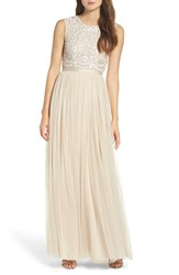 Needle And Thread Women's Prairie Embroidered Gown