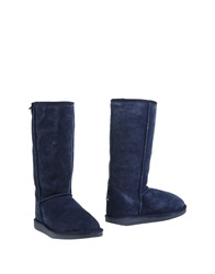 Emu Boots Dark Blue