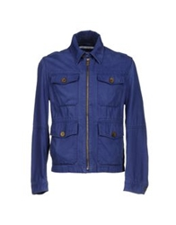 Siviglia Denim Jackets Blue
